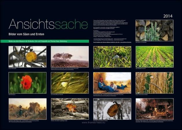Bilder vom Säen und Ernten - die Sammlung auf Blatt 14