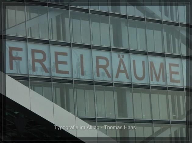 Typografie Hafen Hamburg 2007