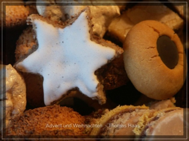 Weihnachtsgebäck, Zimtsterne