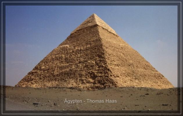 Gizeh, Chephren-Pyramide