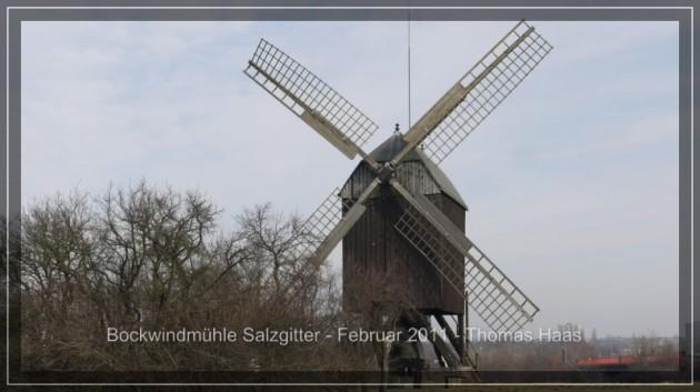 Bockwindmühle Salzgitter