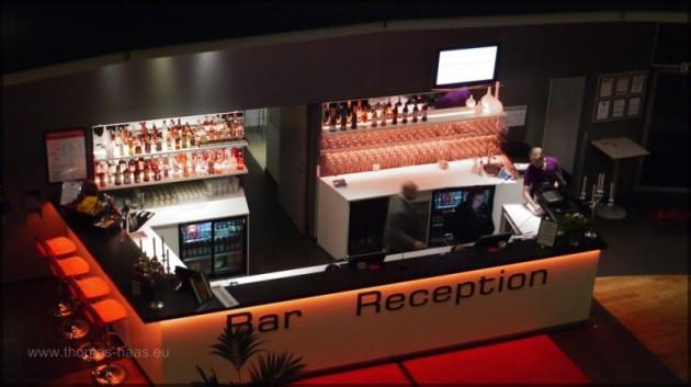 Bar am Flughafen-Hotel Skavsta
