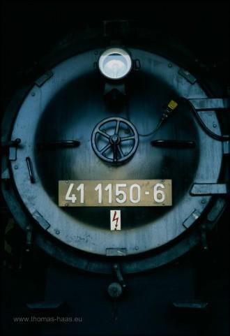 Dampflok BR 41