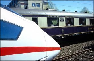 Rheingold und ICE, 2003