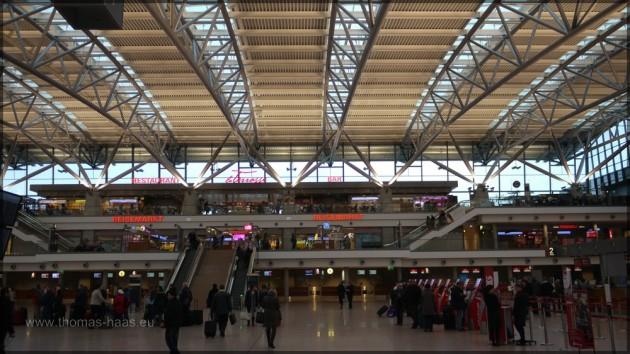 Flughafen Hamburg, Terminal