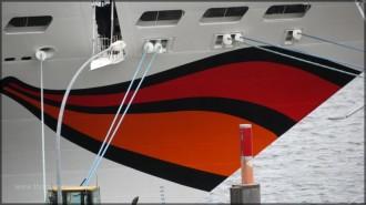 Kussmund der AIDA-Flotte