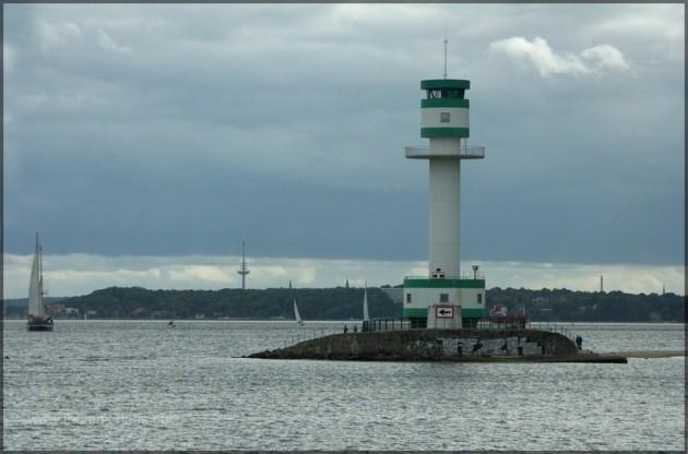Leuchtturm Freidrichsort, Kieler Förde