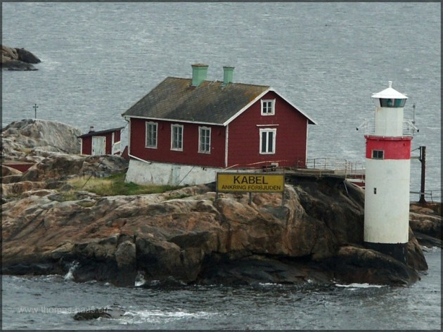 Schwedischer Leuchtturm