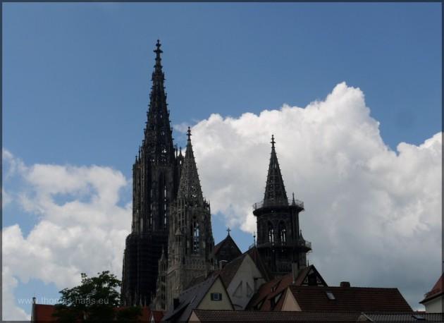 Stadtansicht mit Münster