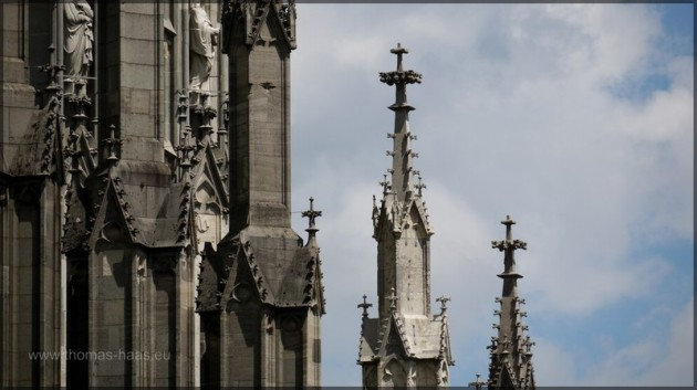 Details vom Ulmer Münster