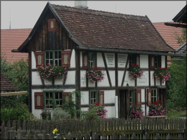 Schwaebisches Bauernhofmuseum Illerbeuren