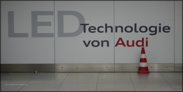 Advertising Munic Airport, Dec. 2012