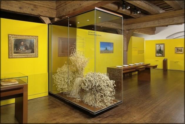 Museum der Brotkultur, Salzstadel, D 89073 Ulm