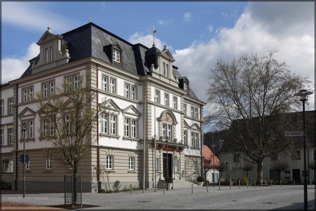 Ansicht Rathaus Illertissen, 2012