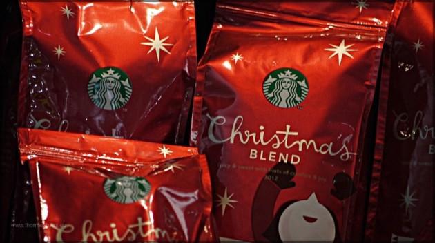 Sonderröstung zu Weihnachten, Dezember 2012