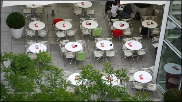 Café am Stadthaus, 89073 Ulm, Juni 2013