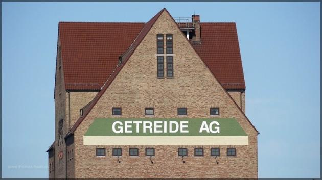 Getreide-speicher, Rostock 2011