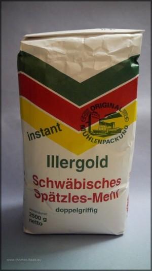2,5 kg Muehlenpackung Spaetzles-Mehl