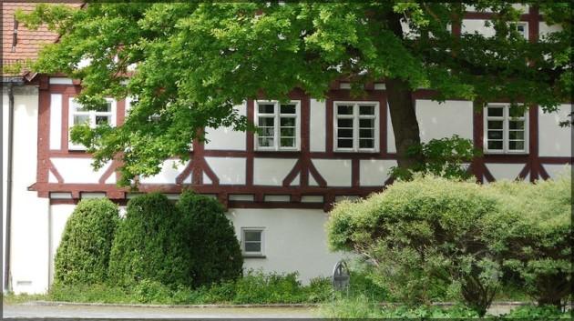 Muehle im Soeflinger Klosterhof, Mai 2013