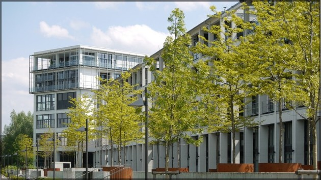 Bürogebäude Stadtregal, Ulm