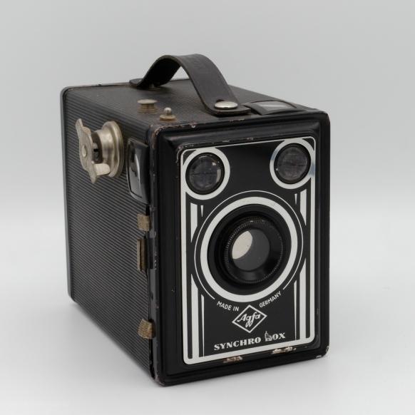 Boxcamera: Agfa Synchro
