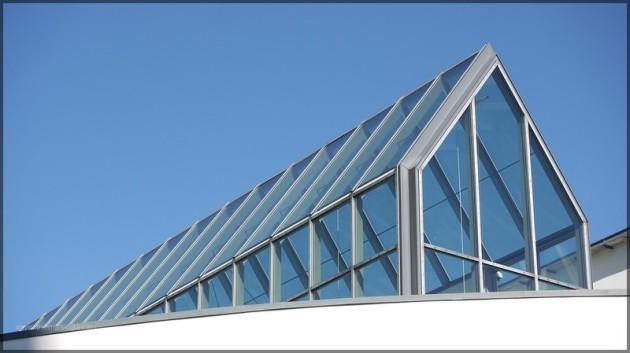 Kulturzentrum, Dach, Oberlicht, Treppenhaus