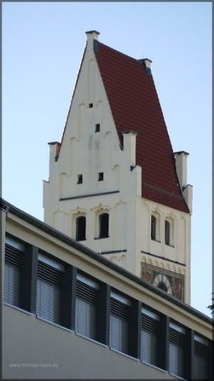 Kirche in Vöhringen