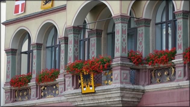 Schwörhaus-Balkon, 2013