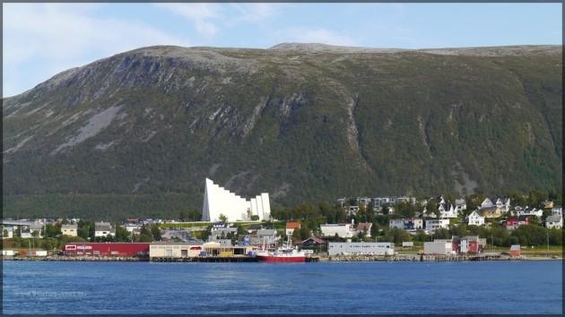 Tromsø, das Zentrum Nordnorwegens