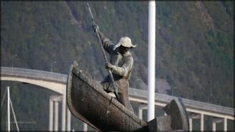 Tromsø, Denkmal