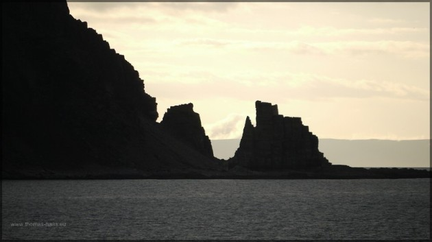 Finnkjerka Felsenklippe