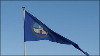 Fahne der Festung