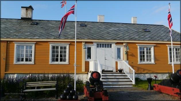 Gebäude in der Festung Vardøhus