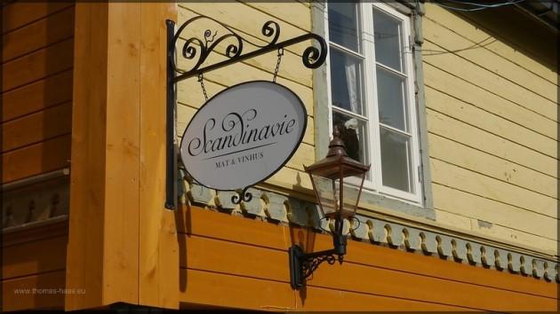 Café in Sandessjøen