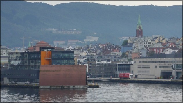 Hurtigrutenkai Bergen