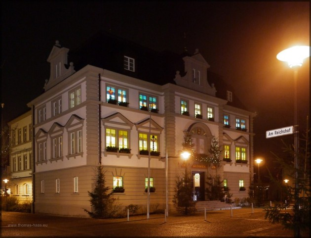 Advent am Illertisser Rathaus, Dezember 2013