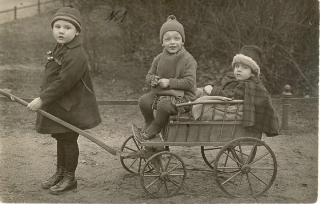 Historische Aufnahme aus dem Jahr 1927