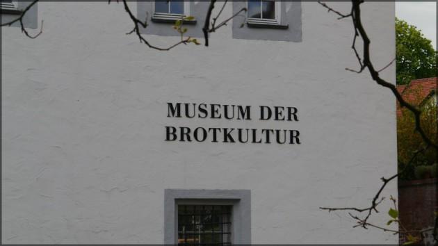 Fassade Museum der Brotkultur