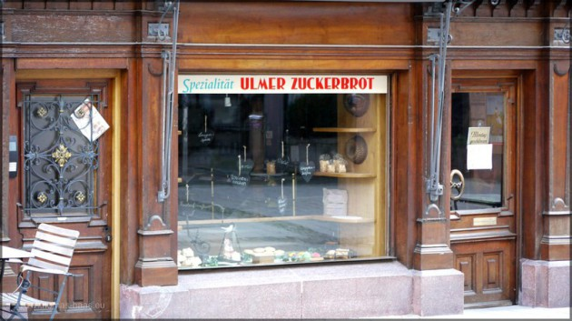 Der Ulmer Zuckerbäcker, September 2010