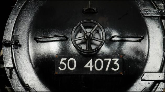 BR 50 im Lokschuppen, Juni 2014