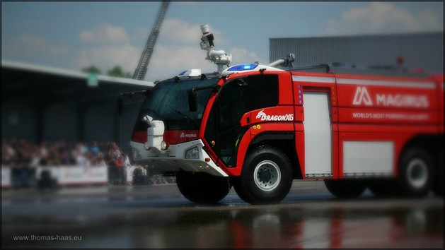 Magirus Dragon in TiltShift, Juni 2014