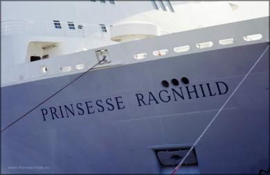 Das Schiff in Kiel