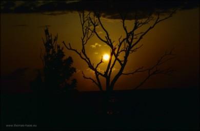Mystisch, die Mitternachtssonne...