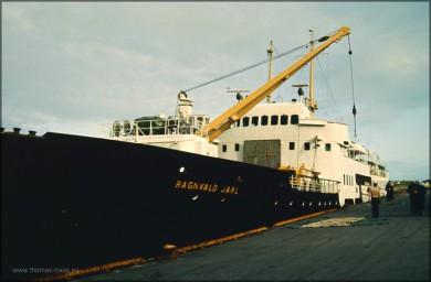 Ragnhild Jarl in Svolvæer