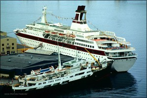 MS ASTOR, Hammerfest, 1983