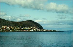 ... die letzte Station vor dem Nordkap.