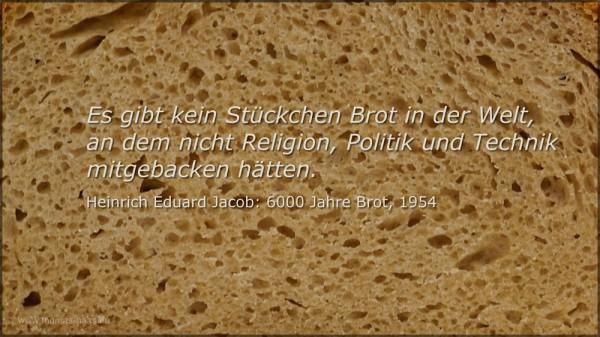 """""""Es gibt kein Stückchen Brot..."""" 1954 - Motiv November 2014"""