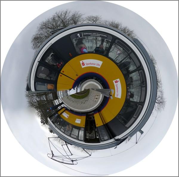 "Grafik ""Stadtrundfahrt, Janaur 2015"