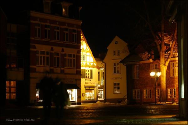 Nachts in der Altstadt unterwegs..., Februar 2015