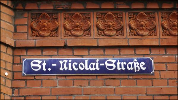 St.-Nicolai-Straße, Altstadt, Febraur 2015